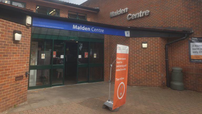 New Malden Leisure Centre